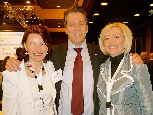 Sylvia Ziolkowski, Michael Moesslang und Monika B. Paitl